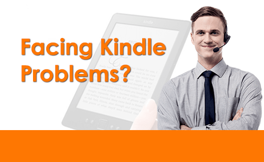 Facing Kindle Problems